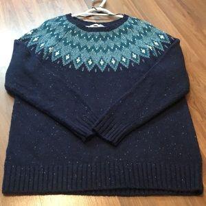 NWOT wind river women's sweater